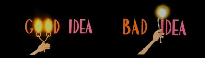 Resultado de imagen para buenas y malas ideas