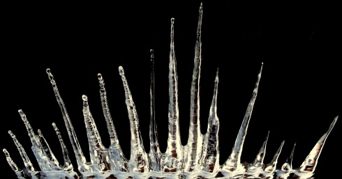 the ice crown