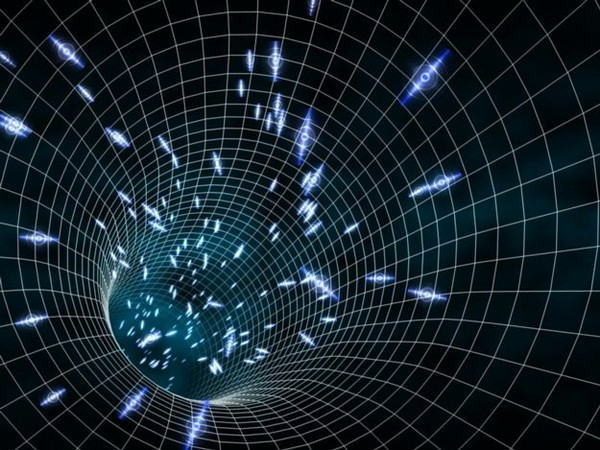 Image result for Images to depict time and space