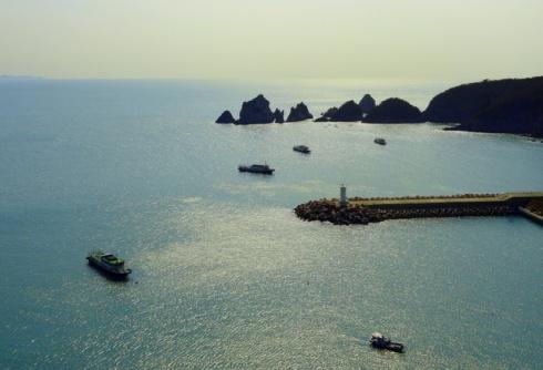 Hongdo ocean view