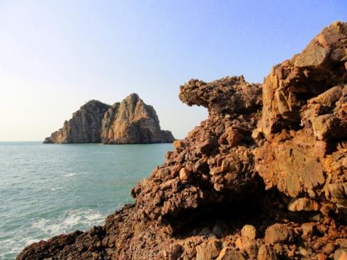 Hongdo Island