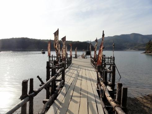 silent wharf