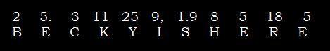 Clue 43 code
