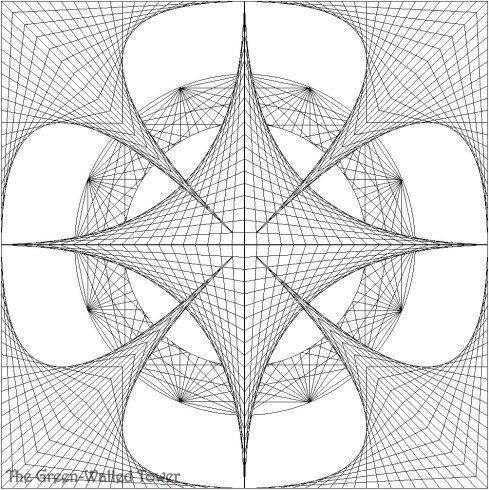 Multiple Dimensions doodle