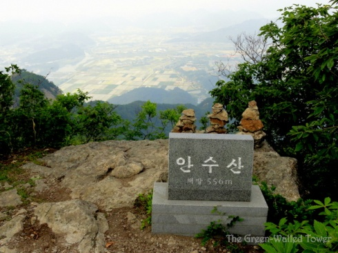 Hiking in Korea 11