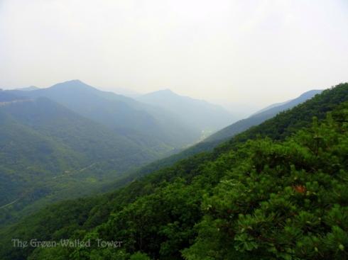 Hiking in Korea 5