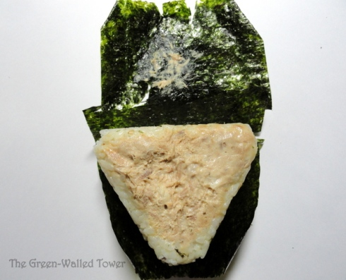 Triangle kimbap 5