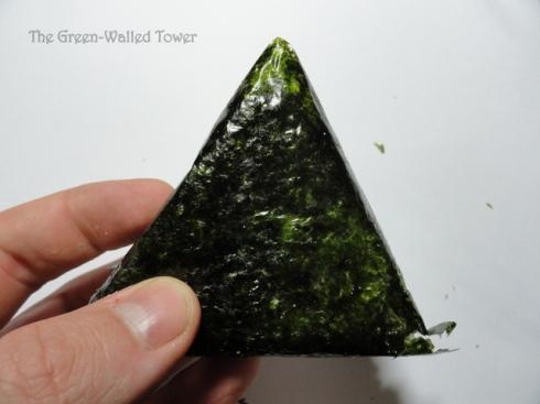 Triangle kimbap 6