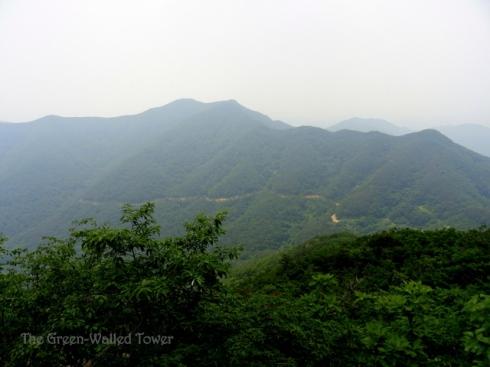 Hiking in Korea 7