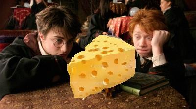 Harry Potter Tyromancy