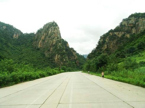Wonsan highway