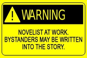 writing warning