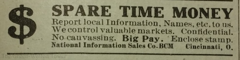 """Anything that says """"Big Pay"""" has to be legit."""