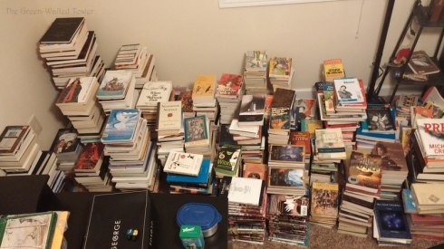 Most of our books. I'm sure some of them are series.