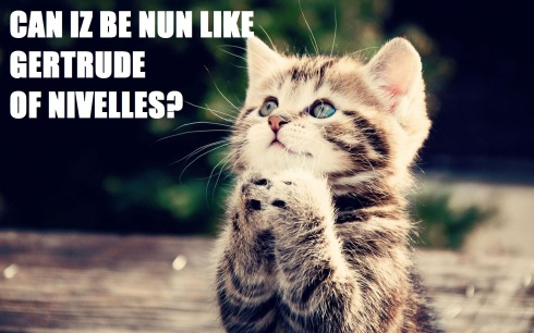 cat meme -gertrude