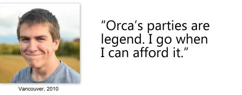 Orca's Den 2
