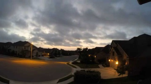 sunrise suburbs